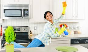 Kitchen Cleaning